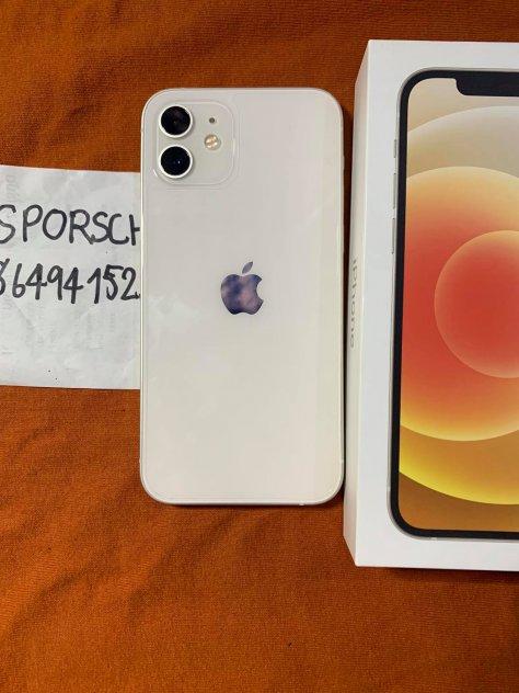 ขายiphone12ราคา23500สี ขาว64GBเครื่องไทยสภาพสวยมาก99เปอครบกล่องประกันเหลือ8เดือน picture