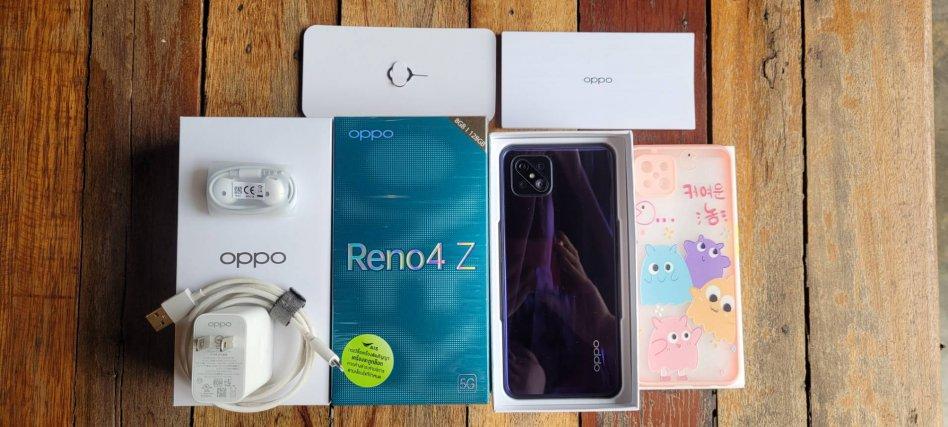 ขาย OPPO Reno4Z 5G picture