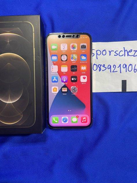 ขายiphone12proสีทอง อุปกรณ์ครบกล่อง128GBราคา29000สภาพสวยประกันเหลือ5เดือน picture
