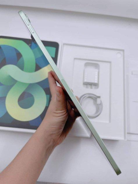 ขายIpad Air4 Green 64GB wifionlyมือสอง picture