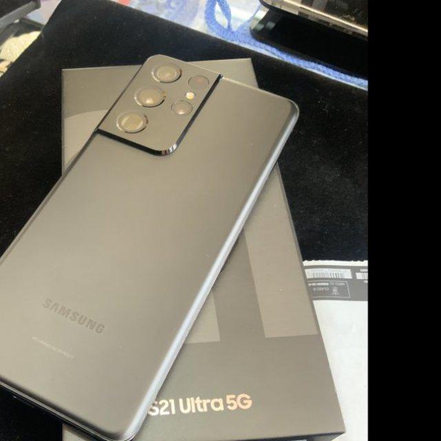 Samsung s21ultra 128 gb มือ2