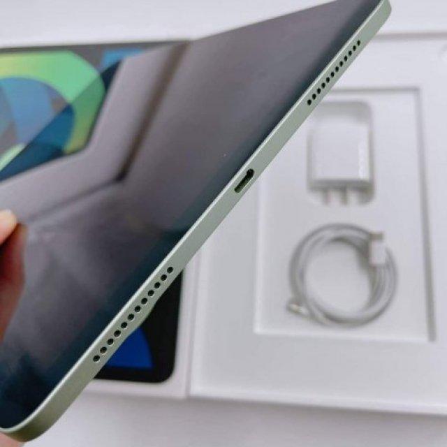 ขายIpad Air4 Green 64GB wifionlyมือสอง